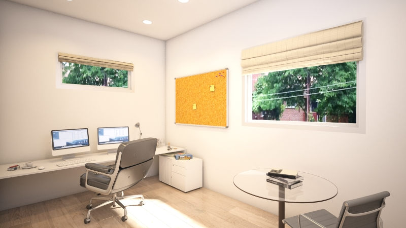 Annex interior Backyard Offices, Studios and Sheds - Creating new spaces