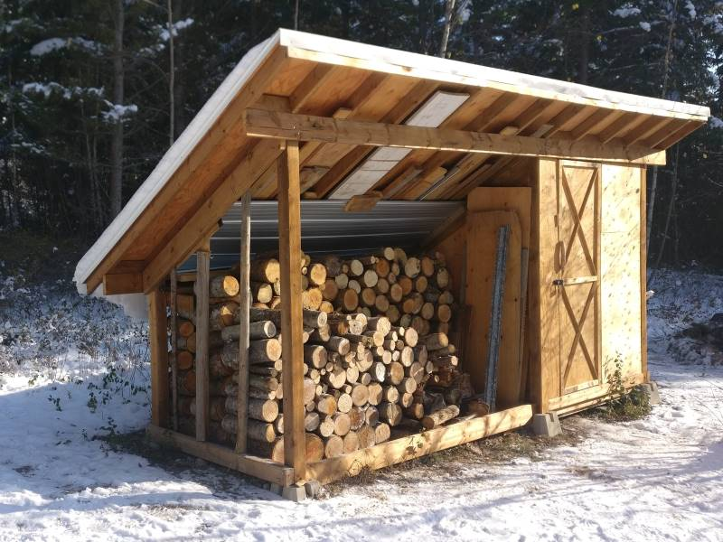 Wood Shed 2